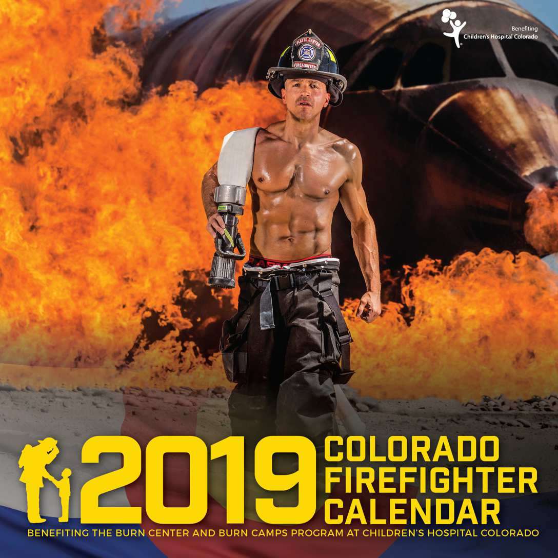 2020 Firefighter Calendar 2020 CALENDAR RELEASE PARTY | AUGUST 9, 2019   Colorado