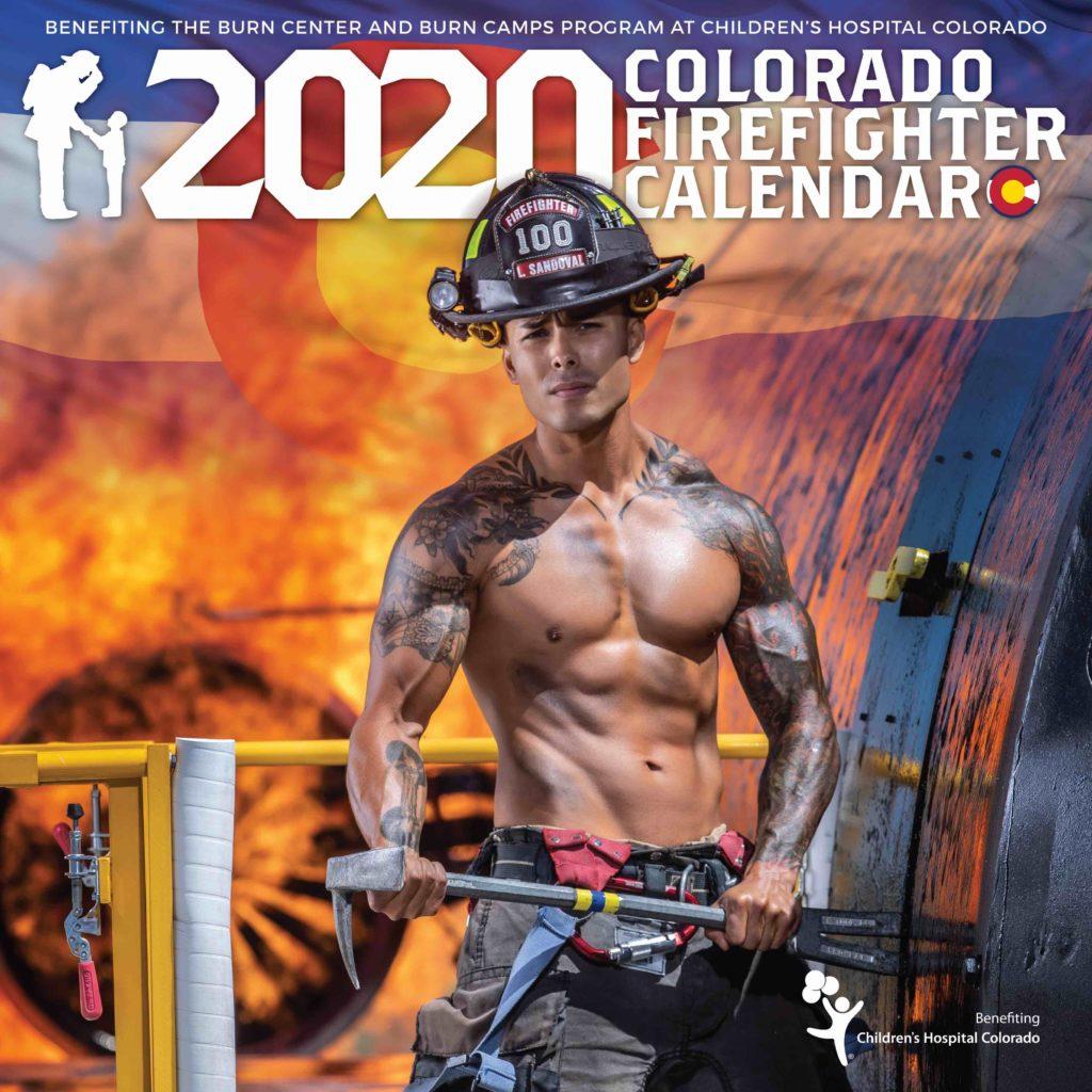Calendario For Mens 2020.Shop Now Colorado Firefighter Calendar
